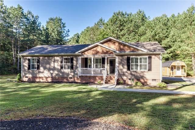 849 Ebenezer Church Rd, Mathews County, VA 23035 (#10407679) :: Atkinson Realty