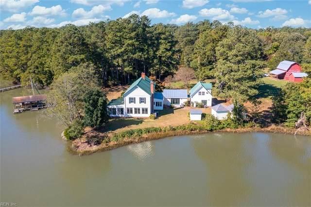 140 Morris Creek Ln, Mathews County, VA 23109 (#10407724) :: Atkinson Realty
