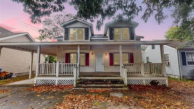 1413 Laurel Ave, Chesapeake, VA 23325 (#10407745) :: Avalon Real Estate