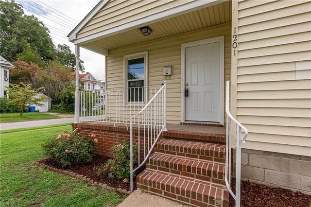 1201 Rodgers St, Chesapeake, VA 23324 (#10407758) :: Atkinson Realty