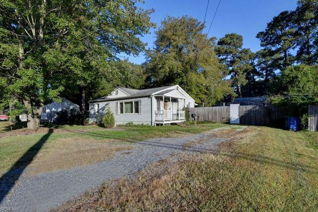 795 Old Oyster Point Rd, Newport News, VA 23602 (#10407760) :: Atkinson Realty