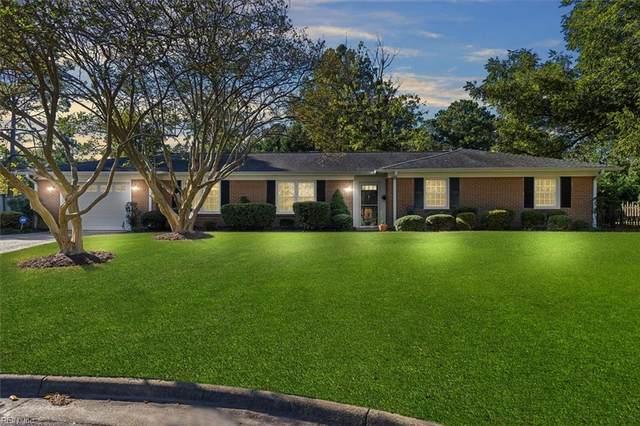 2205 Brittany Ct, Virginia Beach, VA 23454 (MLS #10407769) :: Howard Hanna Real Estate Services