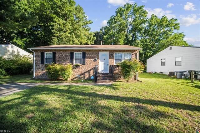 2325 Andrews Blvd, Hampton, VA 23663 (#10407794) :: Rocket Real Estate