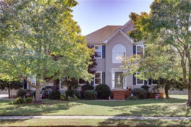 1033 Artisan Ave Ave, Chesapeake, VA 23323 (#10407797) :: Atkinson Realty