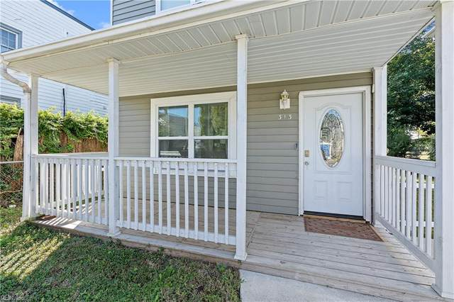 313 W 28th St, Norfolk, VA 23508 (#10407800) :: The Bell Tower Real Estate Team