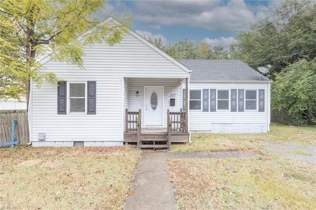 1107 Portlock Rd, Chesapeake, VA 23324 (#10407801) :: Avalon Real Estate