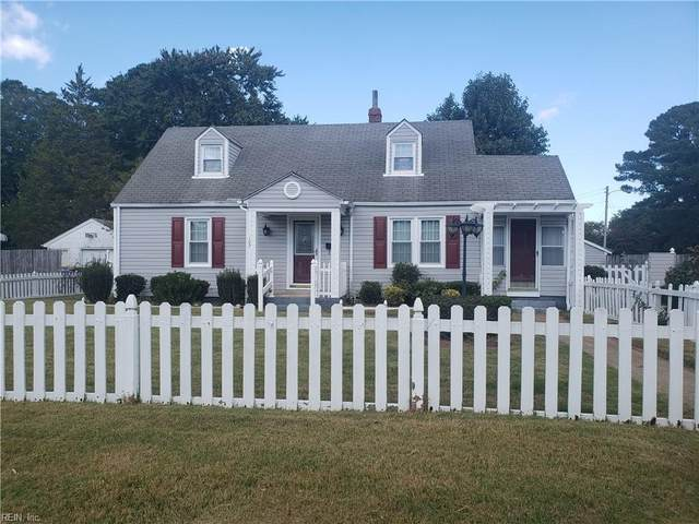 102 Oregon Ave, Portsmouth, VA 23701 (#10407823) :: The Kris Weaver Real Estate Team