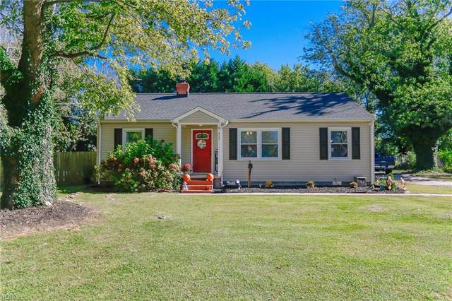 422 Lucas Creek Rd, Newport News, VA 23602 (#10407839) :: Atkinson Realty