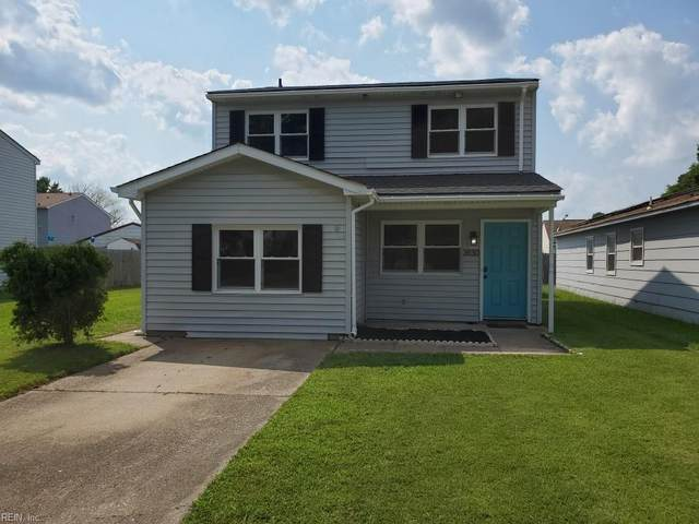 3830 Peachtree Ln E, Portsmouth, VA 23703 (#10407840) :: Avalon Real Estate