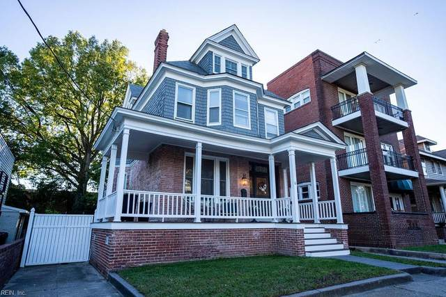 1021 Redgate Ave, Norfolk, VA 23507 (#10407850) :: RE/MAX Central Realty