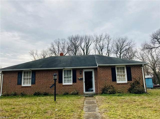 765 Norwood Cir, Hampton, VA 23661 (#10407857) :: Atkinson Realty