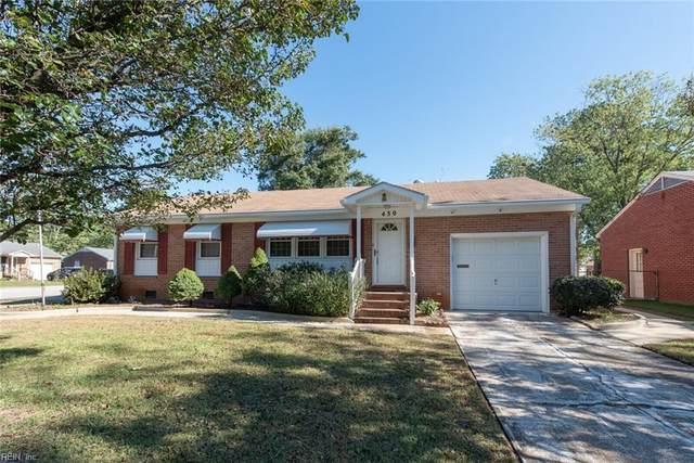 430 Palace Ct, Hampton, VA 23666 (MLS #10407858) :: AtCoastal Realty