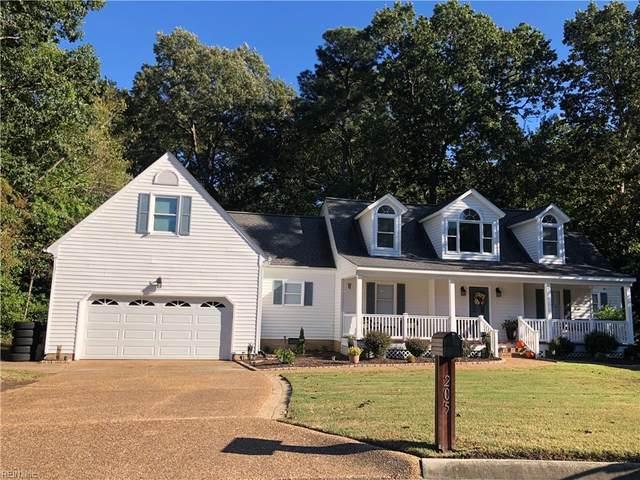 205 Jacobs Rn, York County, VA 23692 (#10407861) :: Momentum Real Estate