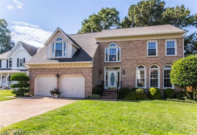 106 Swanson Ct, York County, VA 23693 (#10407875) :: Momentum Real Estate