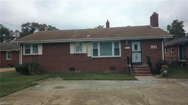 137 Woodland Rd, Hampton, VA 23663 (#10407884) :: Atlantic Sotheby's International Realty