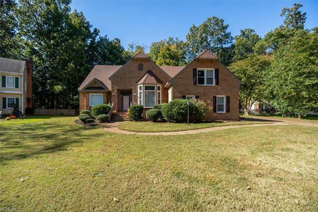 106 Spinnaker Run Ct, Isle of Wight County, VA 23430 (#10407891) :: The Bell Tower Real Estate Team
