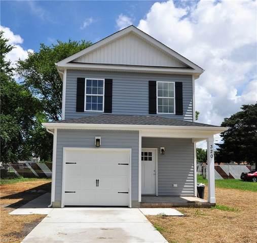 301 Fulcher St, Suffolk, VA 23434 (#10407907) :: Avalon Real Estate