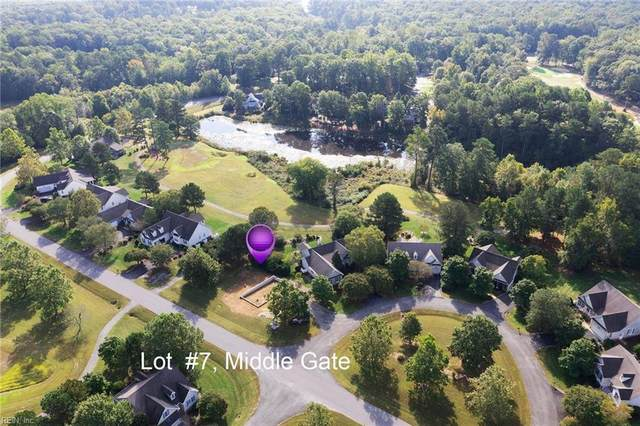 LOT 7 Middle Gate Rd, Lancaster County, VA 22480 (#10407912) :: Homes by Angelia Realty Company
