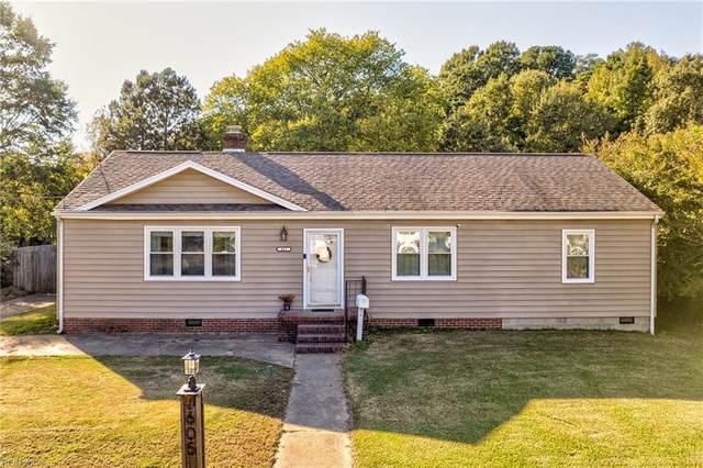 605 Roslyn Rd, Newport News, VA 23601 (#10407946) :: Atkinson Realty