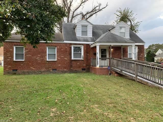 401 Glendale Road Dr, Hampton, VA 23661 (MLS #10407967) :: AtCoastal Realty