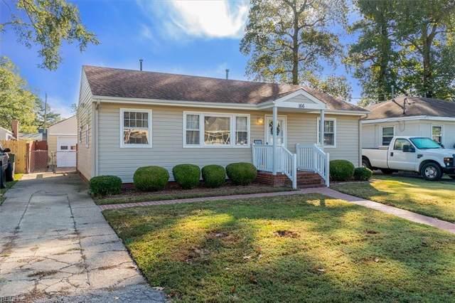 166 Frizzell Ave, Norfolk, VA 23502 (#10407989) :: The Kris Weaver Real Estate Team