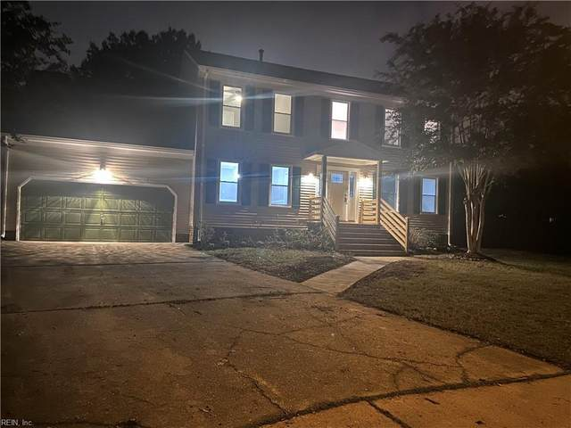 5405 Heatherwood Cir, Virginia Beach, VA 23455 (#10407994) :: The Kris Weaver Real Estate Team