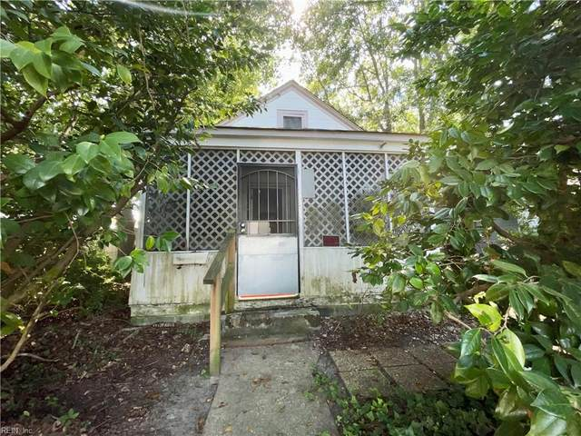 3919 Clifford St, Portsmouth, VA 23707 (#10407995) :: Homes by Angelia Realty Company