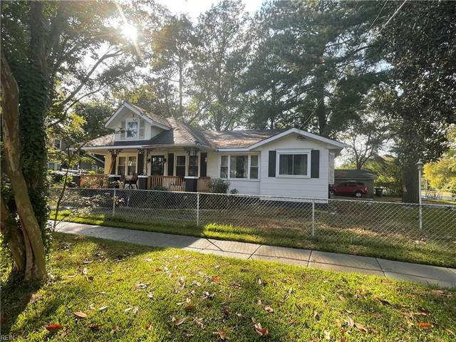 1708 Piedmont Ave, Portsmouth, VA 23704 (#10408023) :: Avalon Real Estate