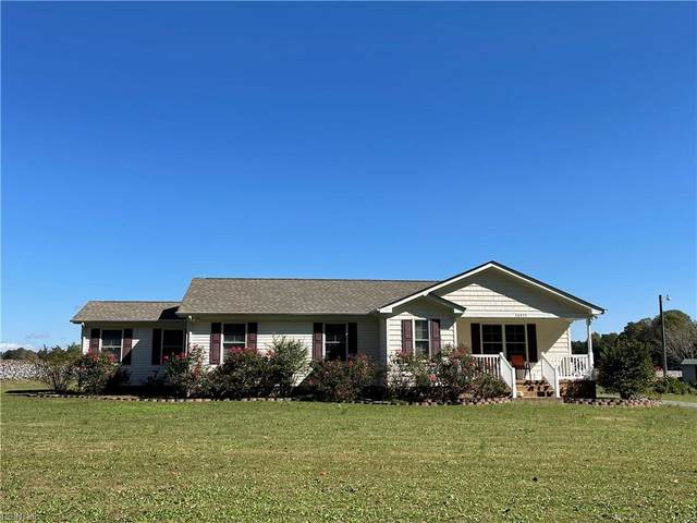26323 Old Place Rd, Southampton County, VA 23827 (#10408025) :: Heavenly Realty
