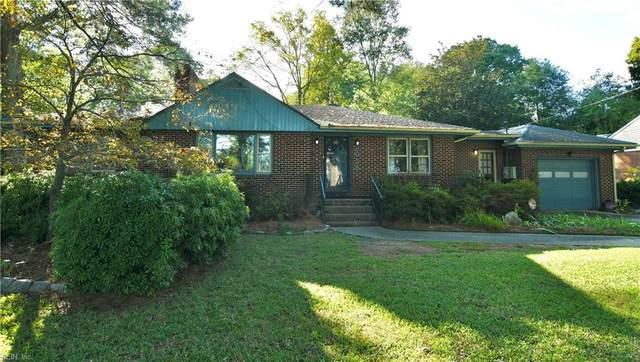 8035 Bison Ave, Norfolk, VA 23518 (#10408038) :: Homes by Angelia Realty Company