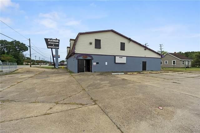 5825 Jefferson Ave, Newport News, VA 23605 (#10408051) :: Avalon Real Estate