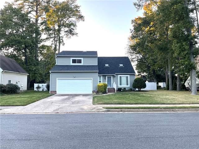 1813 Lafayette Dr, Hampton, VA 23664 (#10408065) :: Rocket Real Estate