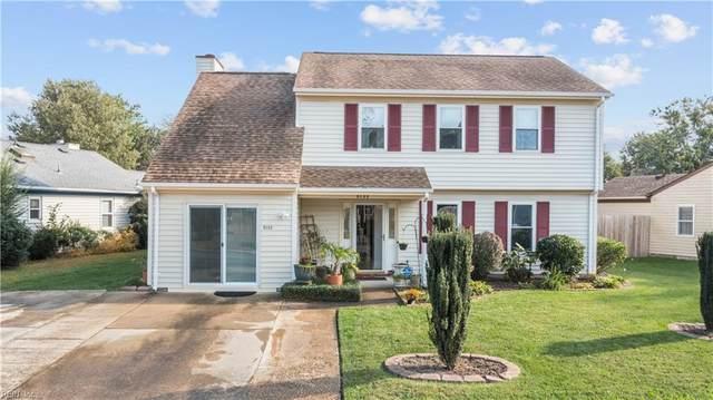 5133 Cliffony Dr, Virginia Beach, VA 23464 (#10408067) :: Homes by Angelia Realty Company