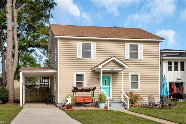 803 Virginia Ave, Virginia Beach, VA 23451 (#10408069) :: Avalon Real Estate
