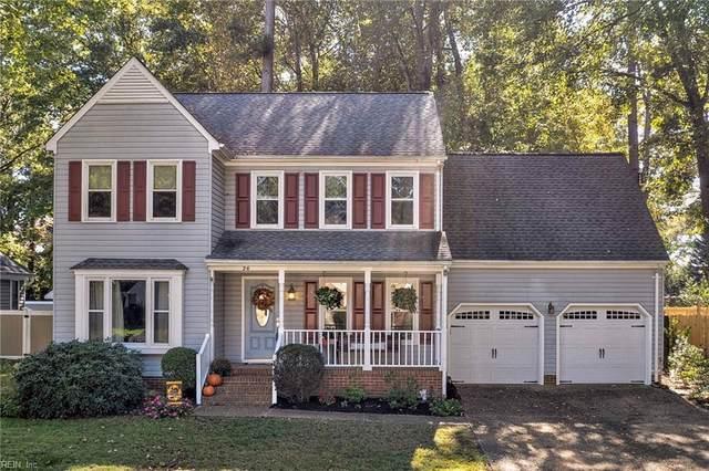 26 Welford Ln, Newport News, VA 23606 (#10408083) :: Avalon Real Estate