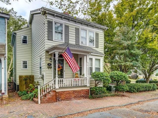 354 Dinwiddie St, Portsmouth, VA 23704 (#10408084) :: Avalon Real Estate