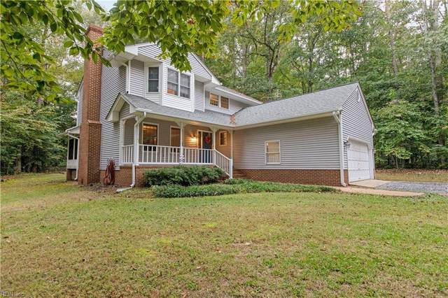 8244 Mill Pond Dr, Gloucester County, VA 23128 (#10408085) :: The Bell Tower Real Estate Team