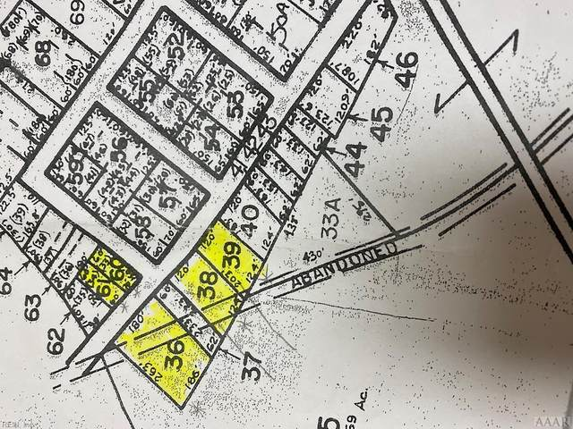 Lot 36 Church St, Pasquotank County, NC 27909 (#10408096) :: Team L'Hoste Real Estate