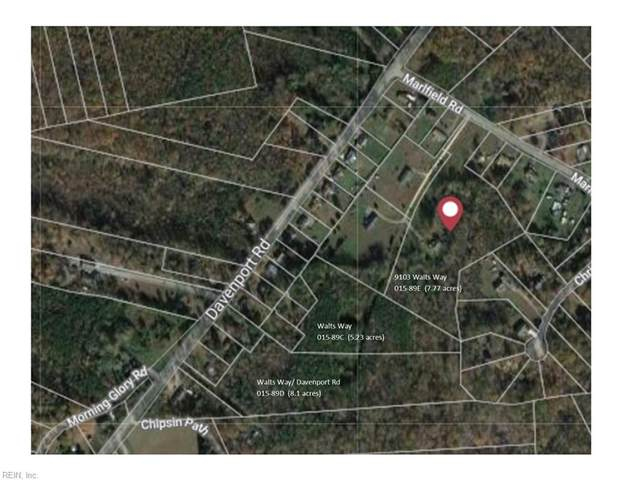 9020 Walts Way, Gloucester County, VA 23061 (#10408102) :: The Bell Tower Real Estate Team