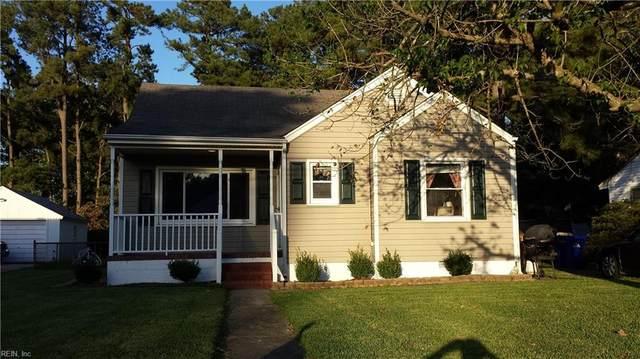 217 Jacquelyn Dr, Portsmouth, VA 23701 (#10408108) :: Avalon Real Estate