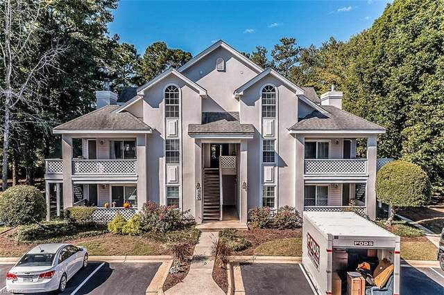 720 Inlet Quay H, Chesapeake, VA 23320 (#10408121) :: The Bell Tower Real Estate Team