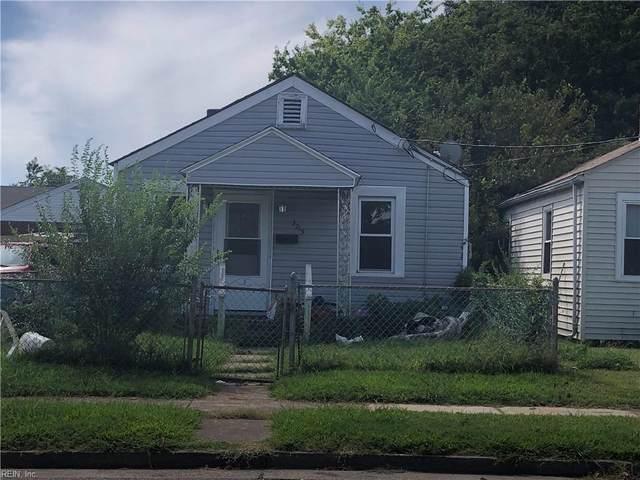 3705 Chestnut Ave, Newport News, VA 23607 (#10408130) :: Avalon Real Estate