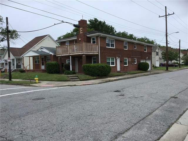 1420 Goff St A, Norfolk, VA 23504 (#10408189) :: Rocket Real Estate