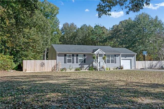 7989 Pinetta Rd, Gloucester County, VA 23061 (#10408209) :: The Bell Tower Real Estate Team