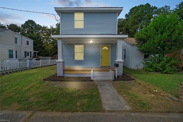 305 Saint James Ave, Suffolk, VA 23434 (#10408220) :: Avalon Real Estate
