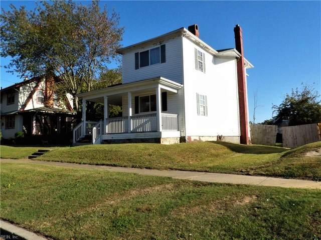 1110 Hampton Ave, Newport News, VA 23607 (#10408234) :: Abbitt Realty Co.