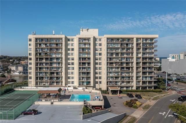 500 Pacific Ave #401, Virginia Beach, VA 23451 (#10408301) :: Avalon Real Estate