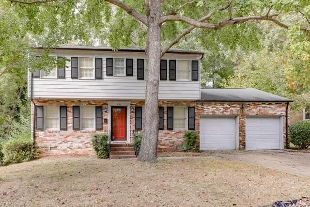 291 Kingsman Dr, Newport News, VA 23608 (#10408372) :: Team L'Hoste Real Estate