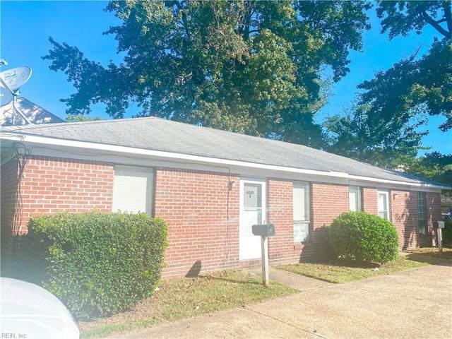 6360 Chesapeake Blvd, Norfolk, VA 23513 (#10408378) :: The Bell Tower Real Estate Team