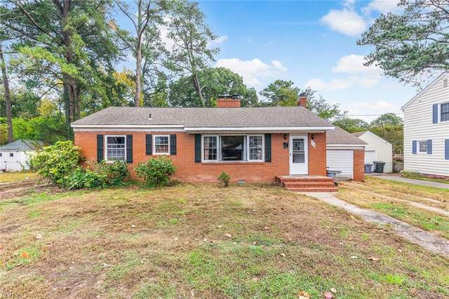 118 Chesterfield Rd, Hampton, VA 23661 (#10408386) :: The Bell Tower Real Estate Team